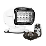Golight Radioray Gt Series Permanent Mount - White Led - Wireless Handheld And Wir