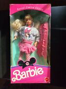 Barbie Disney Character Fashions Minnie Mouse 1991 Special Limited Edition