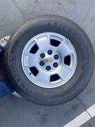 Chevy Tahoe Stock Rims And Tires