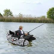 New Waterproof 350 Lbs Portable Inflatable Boat For River Lake Fishing