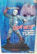 Neca Friday The 13th Jason Limited To 000 Bodies 15 Inch Size F/s Fedex