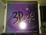 3p2k Plain And Precious Parts 2000 Religious Board Game New Sealed Unopened Nip
