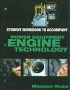 Power Equipment Engine Technology Paperback By Ross Michael Like New Used...