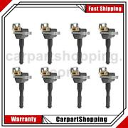 8 Bosch Ignition Coil For Bmw 530i