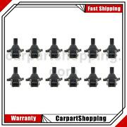 12 Bosch Ignition Coil For Bmw 750il 850ci