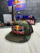 New Arrivals Novelty Goods Provided Athlete Only Red Bull Hat Cap