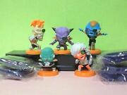 Dragon Ball Z Anime Heroes The Strongest Alien Frieza Edition 24 Pieces Set