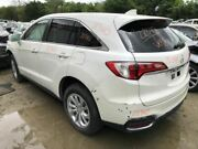 2013-2017 Acura Rdx Left Front Driver Door Nh603px White Electric   630462