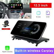 12.3 Android Car Gps Radio Stereo Video Navigation For Benz C Class W204 2008+