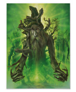 Treebeard Ent Poster / The Lord Of The Rings | The Hobbit |