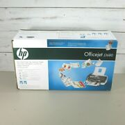 Hp Officejet J3680 All-in-one Inkjet Printer Fax Scanner And Copier New Open Box