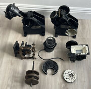 1920andrsquos Moviola Of Hollywood Film Editing Equipment Models C And Sc Plus Parts