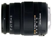 Sigma 50-200mm F/4.0-5.6 Dc If Sld Optical Stabilized Os Lens With Hyper So...