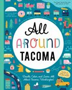 All Around Tacoma Doodle Color And Learn All About Tacoma Washington P...