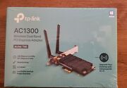 Tp-link Archer T6e Ac1300 Wireless Dual Band Pci Express Adapter Brand New