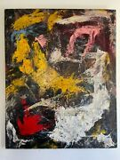 Philip Hughes-luing Abstract Figuritive Oil Painting Artwork