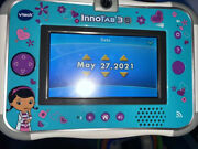Vtech Innotab 3 S Blue With Case Kids Childrens Learning Tablet Works