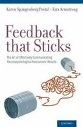 Feedback That Sticks The Art Of Effectively Communicating Neuropsychological