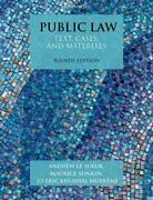 Public Law Text Cases And Materials By Andrew Le Sueur Used