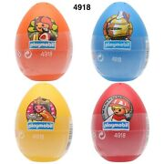 Playmobil Promo Eggs Oster-spezial 2007 Easter Eggs Colourful 4918