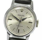 Rolex Precision Cal 131 Hand-wound Women 's Secondhand