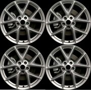 Brand New Set Of 4 19 Replacement Wheels For 2009-2013 Nissan Maxima