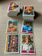Monty Gum 1978 Complete Set Of 224 Cards 64x90mm New Shipping Dhl Courier