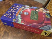 Harry Potter And The Philosopher's Stone And Chamber Of Secrets Gift Set Bloomsbury