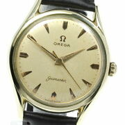 Omega Famous Machine 30mm Calibre Cal.284 2892-1sc Hand-wound Mens Secondhand