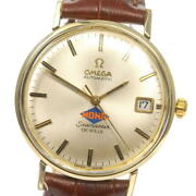 Omega Seamaster Devil Date Hand-wound Mens Secondhand