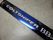 New Products Shimano Colt Sniper Bb S100mh-3