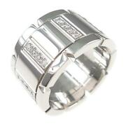 Authentic Tank Francaise Large Ring 270-003-484-4189