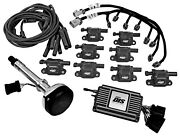 Msd Ignition 601533 Direct Ignition System Dis Kit Small Block Ford 351w Black