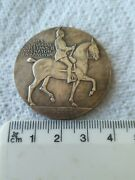 Old German Ww2 Coins Military Horse Coin