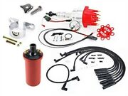 Msd Ignition 83521k Pro-billet Distributor Kit Small Block Ford 289/302 Includes
