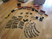 Vintage Lionel Train Lot O Scale. Over 30' Of Track Owned By 1 Family