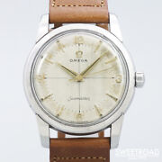 Omega/omega Seamster Seamaster Ref.2759-3sc Two-tone Dial Cal.420 Hand-wound