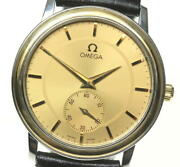 Omega Small Secondo Cal.651 Hand-wound Mens Secondhand