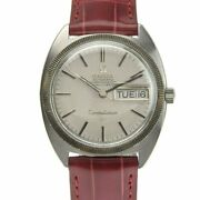 Omega Constellation Day-date Chronometer Automatic Mens Wristwatch 751 168.029