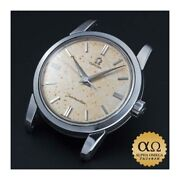 Omega Seamaster Ref.2759-10sc Cal.420 Stainless Steel 1956 Secondhand Antique