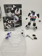 Transformers Toys Maketoys Remaster Mtrm-09 Downbeat Masterpiece Scale Jazz