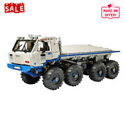T813 Heavy Truck 8x8 Profa With Power Functions Motors Kit Building Blocks Toys