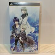 🇯🇵psp Norn9 Dating Simulation For Ladies - Sony Norn 9 - Japan Import