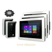 Video Door Phone Intercom System With Recording And Snapshot For Apartment