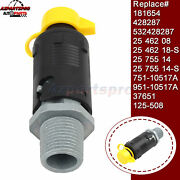 New Oil Drain Valve For Ayp Craftsman 181654 428287 / Mtd 751-10517a 951-10517a