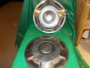 1978-91 Chevrolet Truck And Blazer 4x4 Two Used Hubcaps
