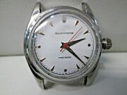 Vintage Rolex Oyster Precision Stainless Steel Watch With Coa 4