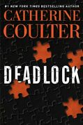 Deadlock, Hardcover By Coulter, Catherine, Acceptable Condition, Free Shippin...