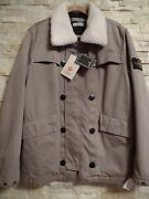Stone Island Menand039s Jacket With Wind Stopper Toppe Color Italy Size Xxl