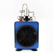 High Pressure Air Compressor Pcp Pump 360andtimes200andtimes380mm W/ 8mm Quick Connect Fitting